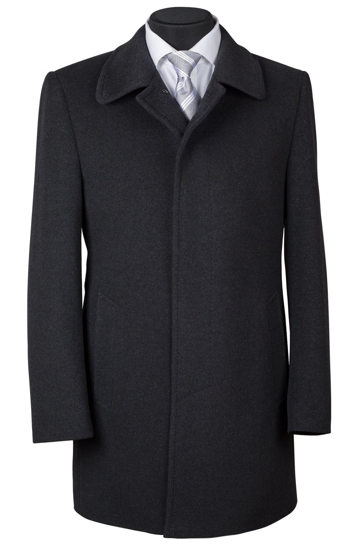 9116de2c57c2 Пальто Марсель1Ттемно-серый(к-000003585) 6 500 грн - грн.
