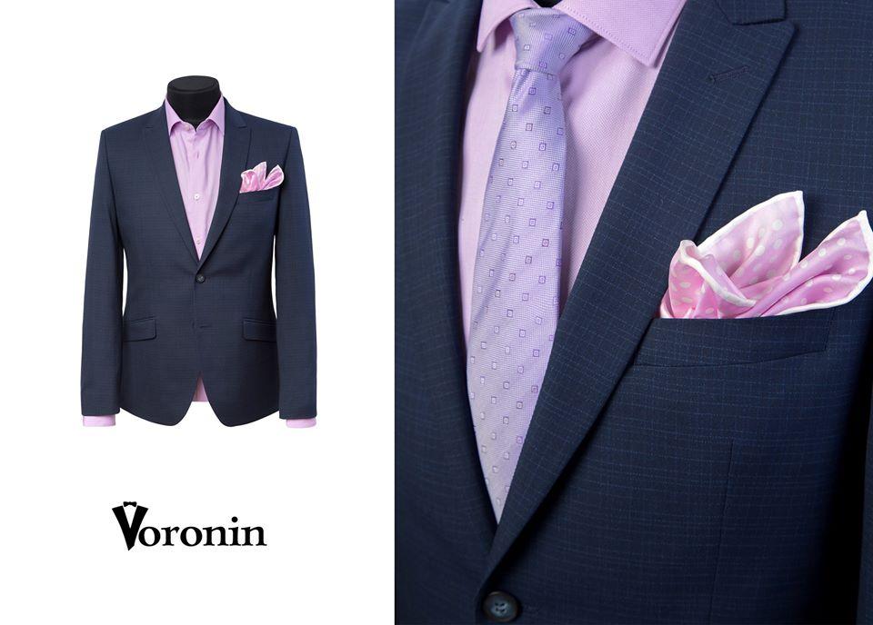 9562102fb6951c Нова колекція костюмів Voronin - модель